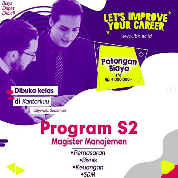 Program S2 Magister Manajemen