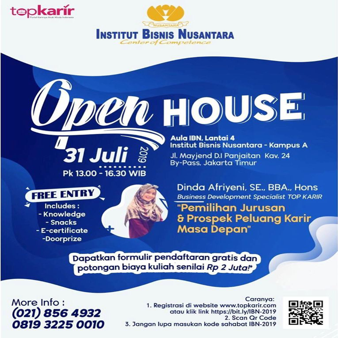 Read more about the article IBN Open House