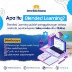 Apa Itu Blended learning?