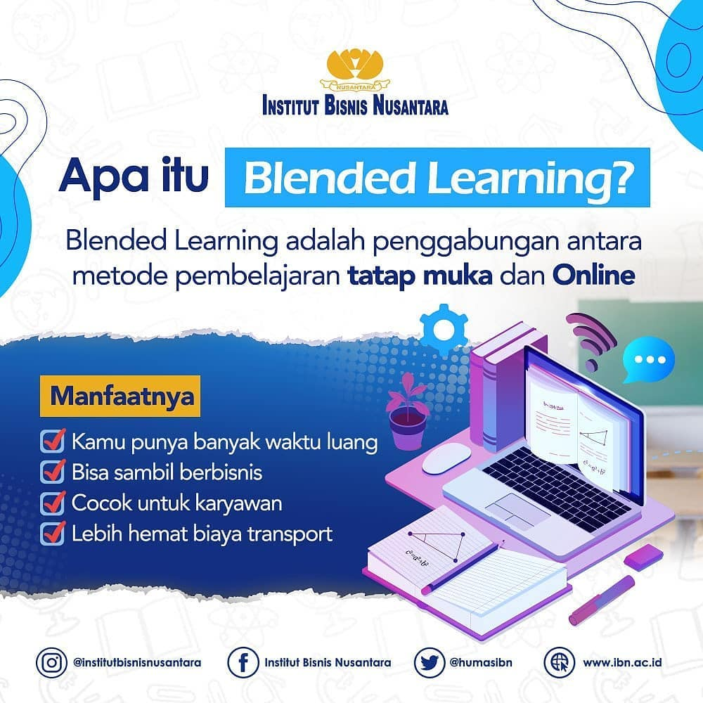 Apa Itu Blended learning?