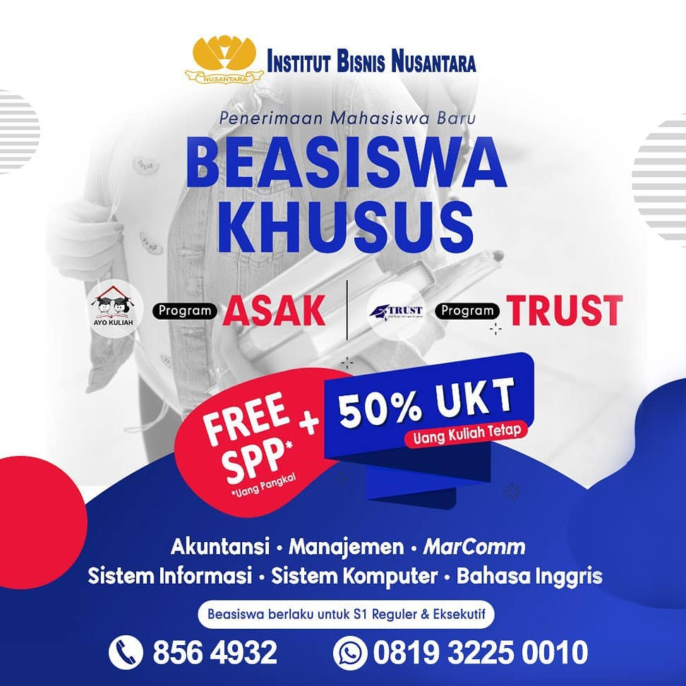 BEASISWA KHUSUS