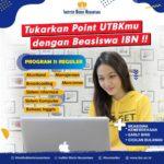 Tukarkan Point UTBKmu dengan Beasiswa IBN!!