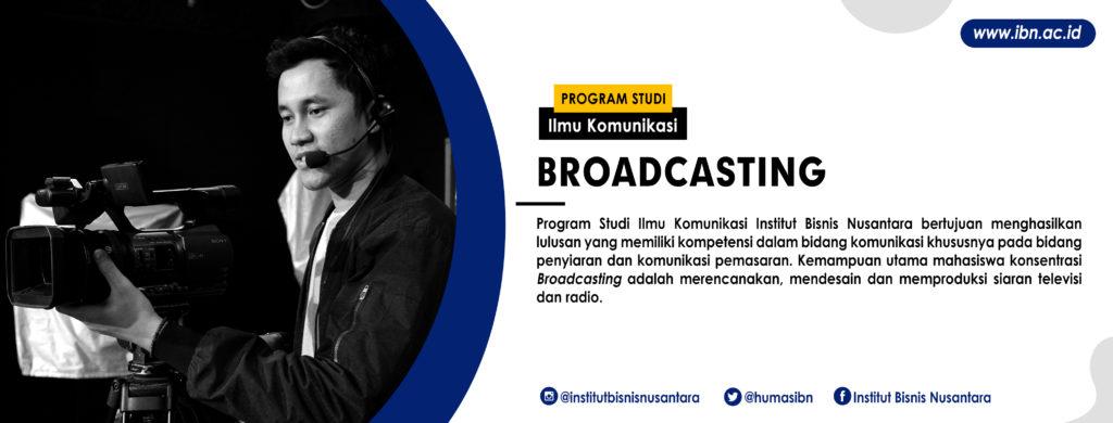 Prodi. Broadcasting