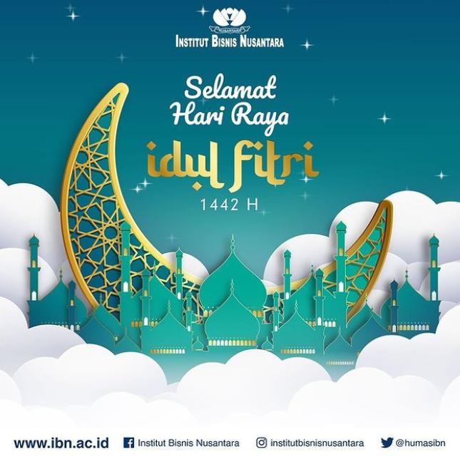 Read more about the article Selamat Hari Raya Idul Fitri 1442 Hijriyah / 2021 Masehi