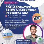 VIrtual Class IBN x Nutrifood (Collaborative Sales & Marketing in Digital Era)