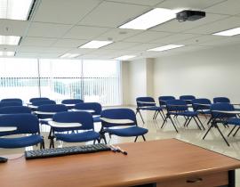 Ruang kelas Pulomas